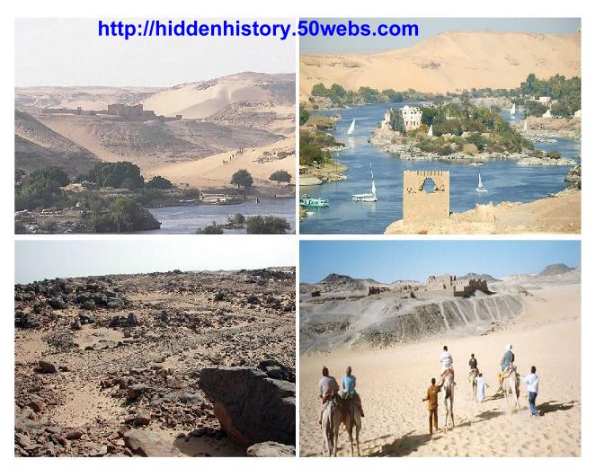 Pictures of Aswan.