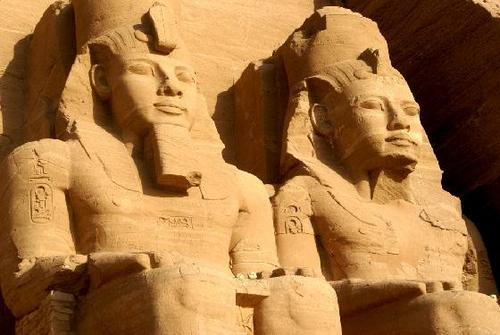 Giants of Ancient Egypt.